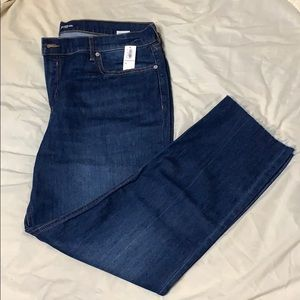 NWT Old Navy the Power Jean, size 16